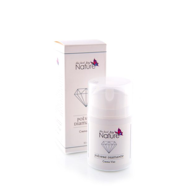 Crema viso diamante